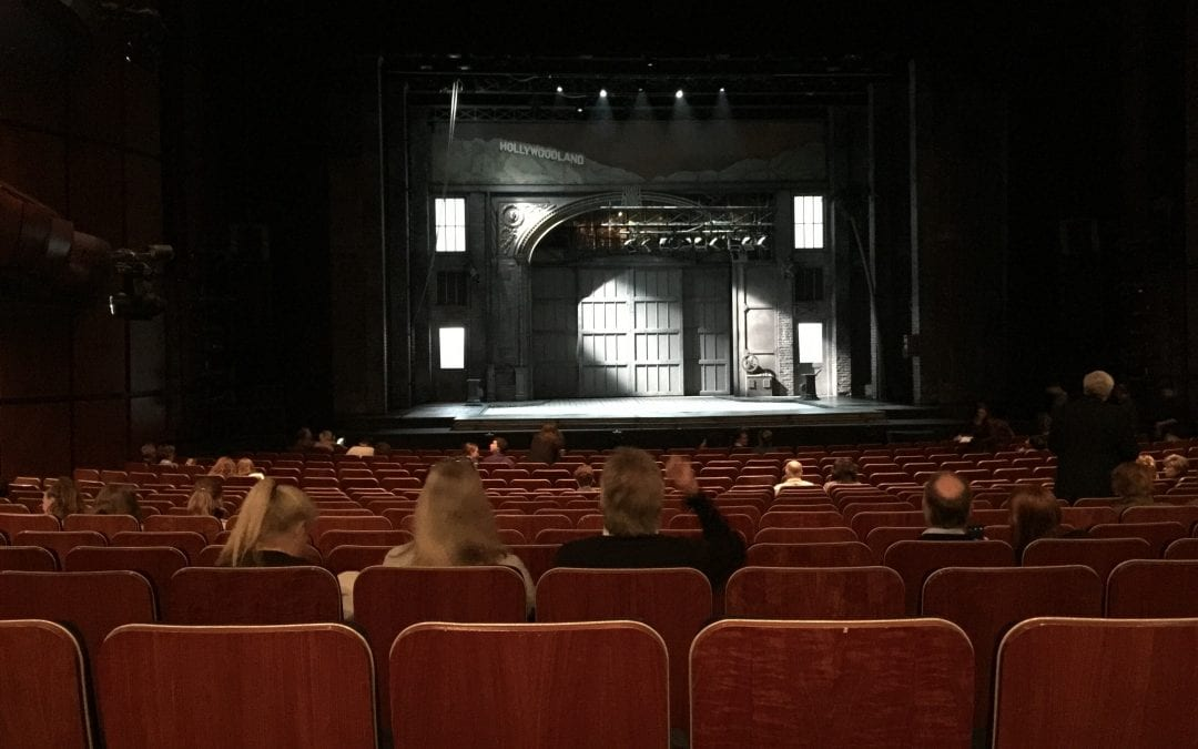 Direct mail services for Theatres and the Arts