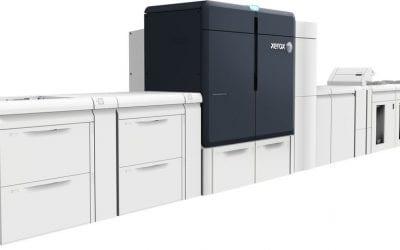 bakergoodchild invests in new Xerox Iridesse™ Production press