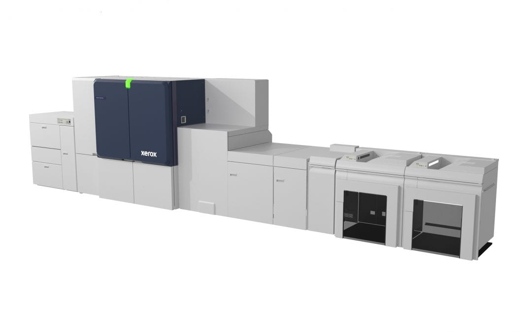 bakergoodchild invest in new Xerox Baltoro inkjet printer